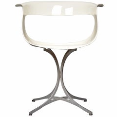 Sculptural Lotus Chair by Estelle & Ewin Laverne
