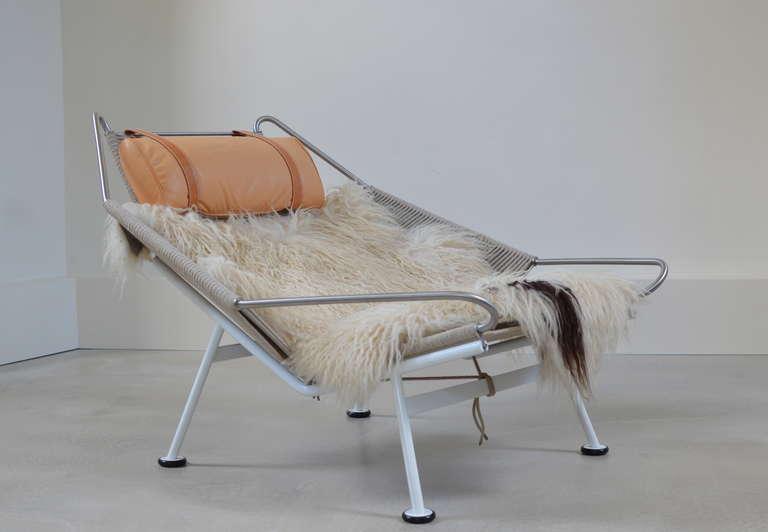 Hans Wegner Flag Halyard Chair at 1stdibs