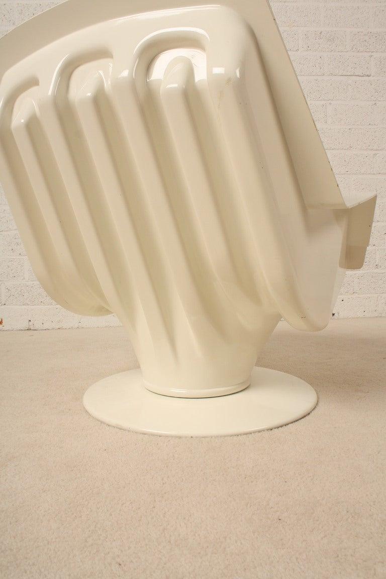 Nike Chair Richard Neagle Plastic Monsanto At 1stdibs