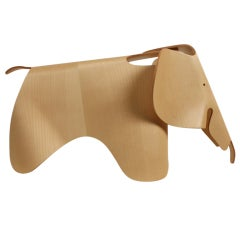 Plywood elephant aniversary edition 1945 Eames
