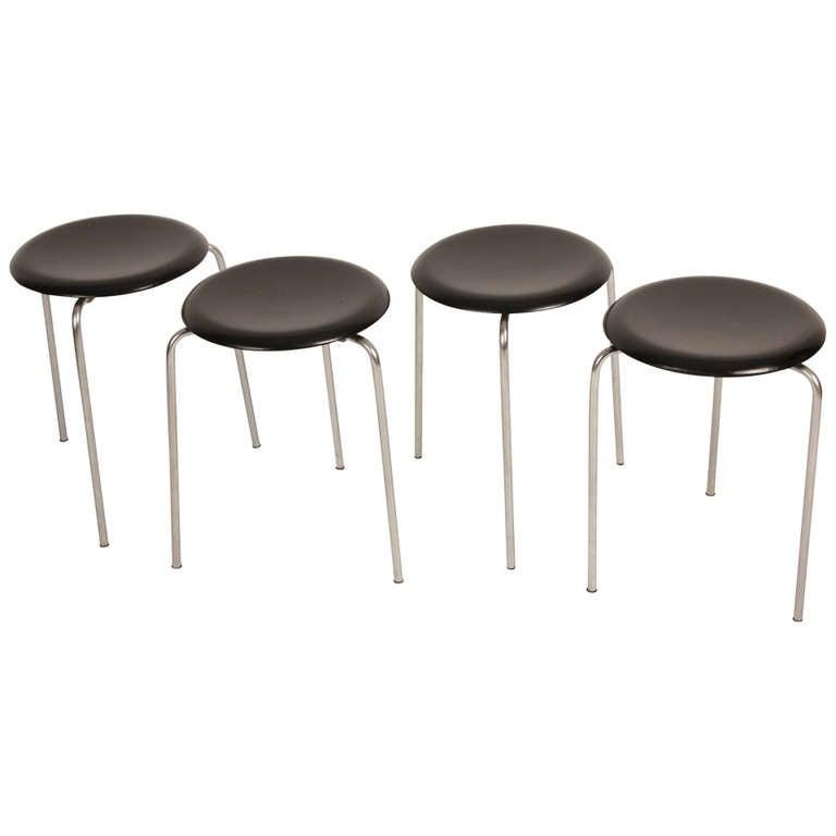Three Legged Dots Of Arne Jacobsen For Fritz Hansen 1st