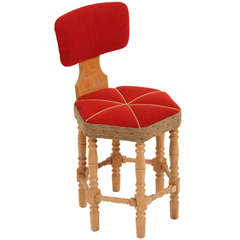 Danish Art Craft Chair