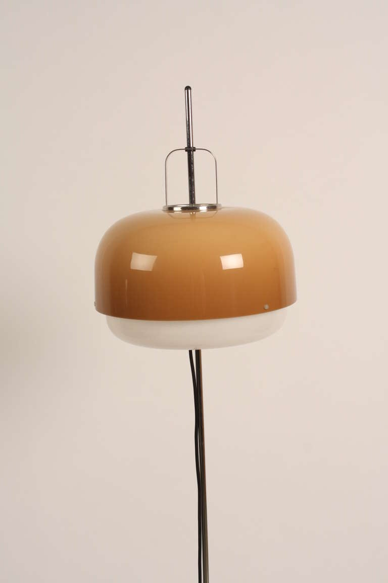 Guzzini Floor Lamp At 1stdibs