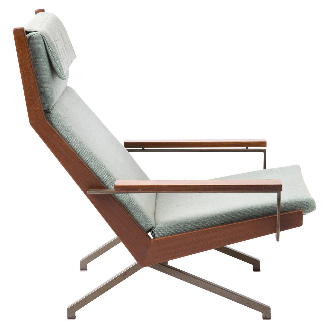 """Rob Parry """"Lotus"""" Dutch Design Gelderland Lounge Chair"""