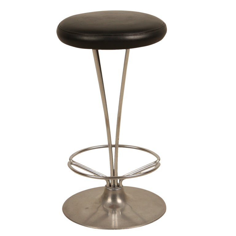Bar Stool Of Hein For Fritz Hansen At 1stdibs