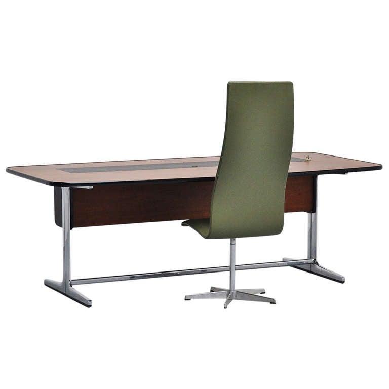 George nelson action office desk herman miller 1964 - Herman miller office desk ...