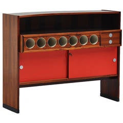 Erik Buck Bar Cabinet Dyrlund, 1960