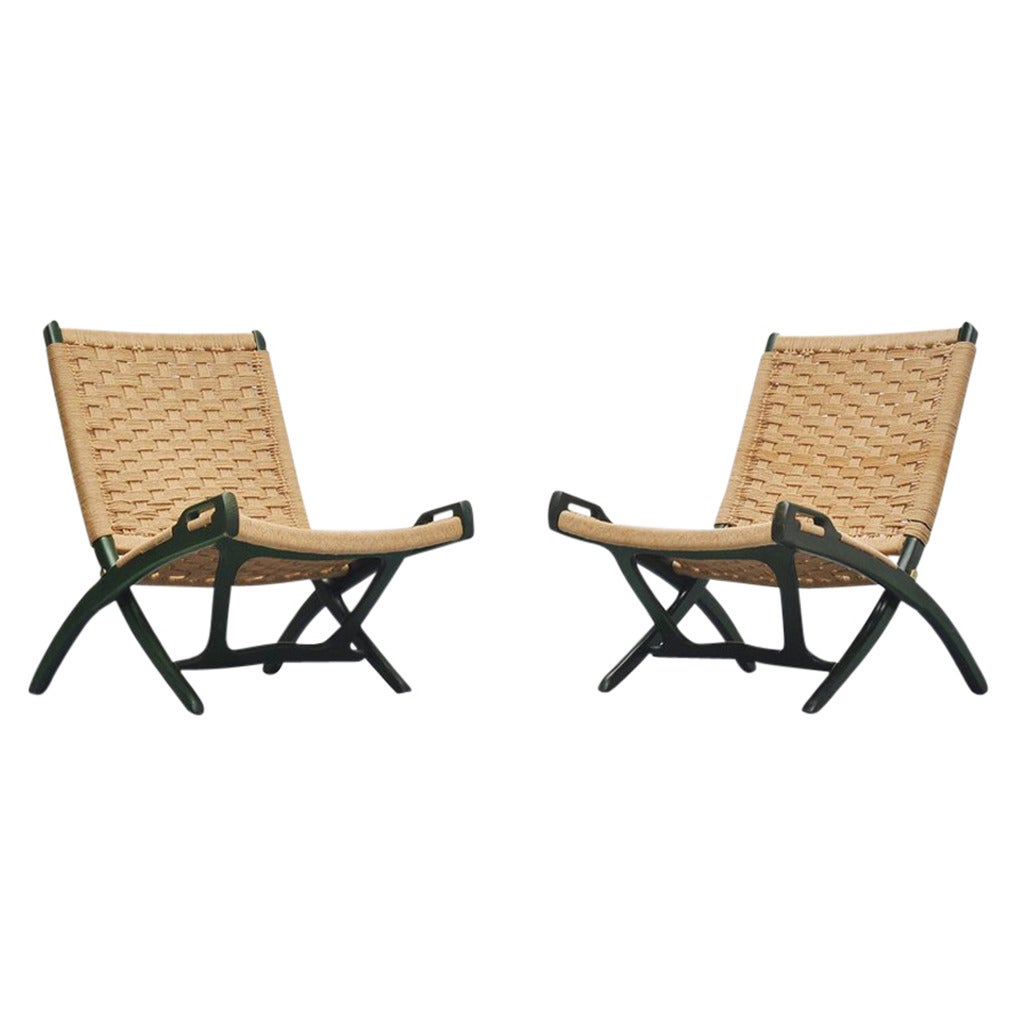 Ebert Wels Folding Chairs Uk 1960 At 1stdibs