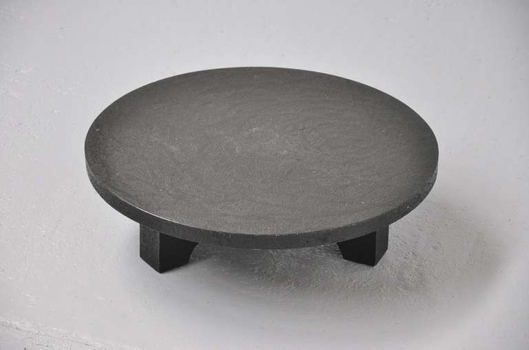 Brutalist Coffee Table, Belgium 1970 In The Manner Of Ado Chale 7
