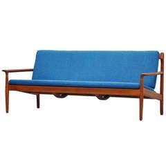 Bovenkamp Lounge Sofa in Oak 1960