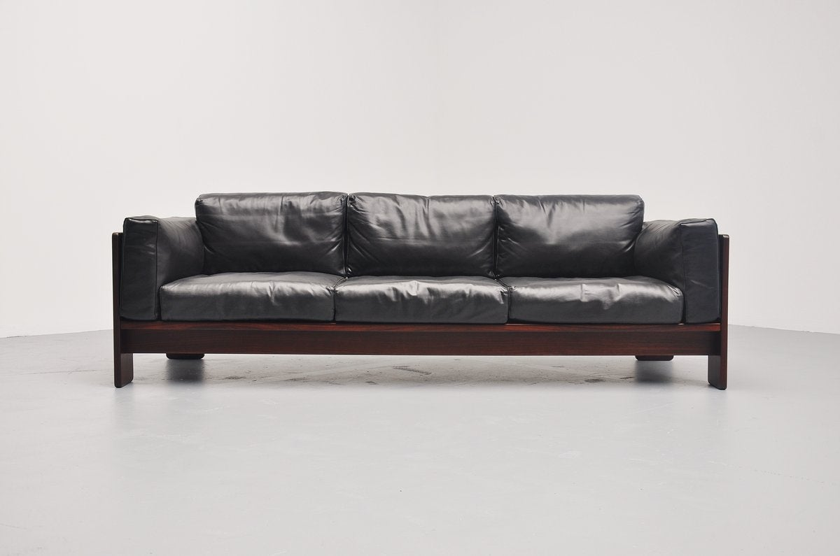 afra and tobia scarpa bastiano club sofa by gavina 1968 at 1stdibs. Black Bedroom Furniture Sets. Home Design Ideas