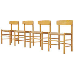 Borge Mogensen Shaker Chairs, Frederica Mobler, 1947