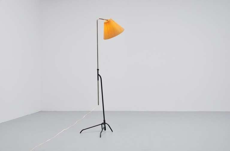 Le Klint Floor Lamp Denmark 1952 At 1stdibs