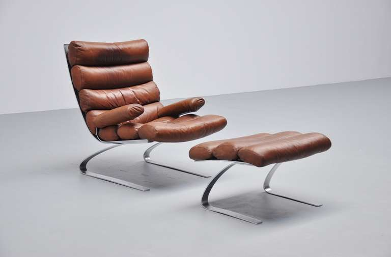 cor sinus lounge chair germany 1976 at 1stdibs. Black Bedroom Furniture Sets. Home Design Ideas