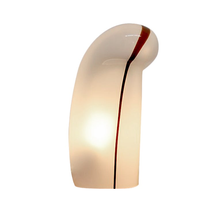 Puzzle Noel A Colorier : Gino Vistosi Ghost Table Lamp at 1stdibs
