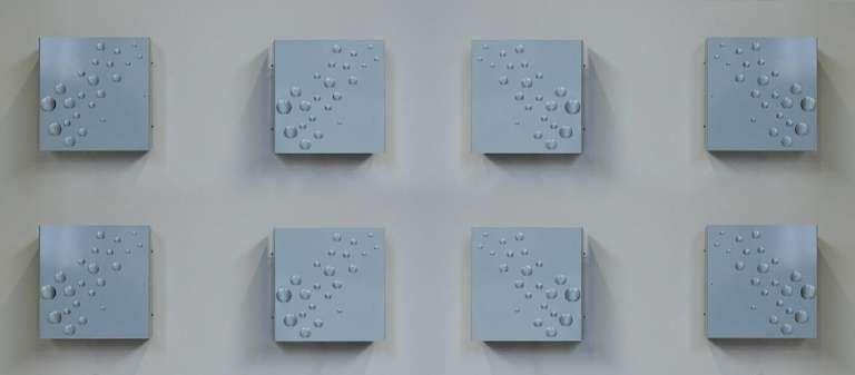 Mid-Century Modern RAAK Raindrops Wall Lamps by Jelle Jelles, 1965