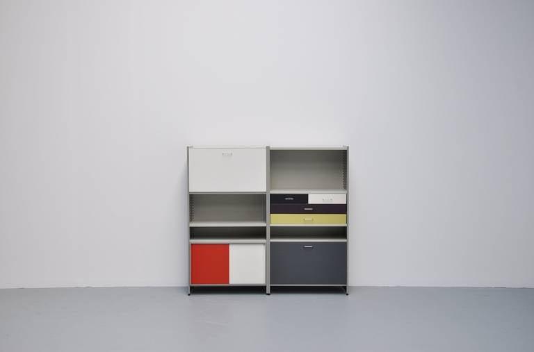 Andre Cordemeijer Gispen 5600 Cabinet 1962 For Sale 2