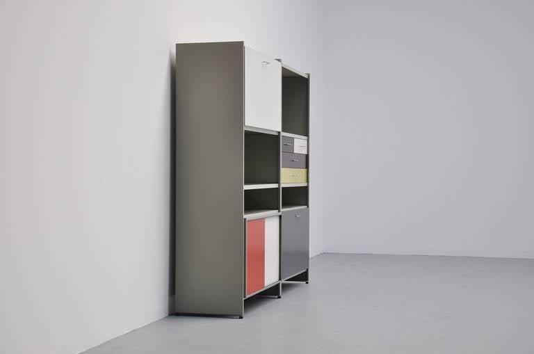 Andre Cordemeijer Gispen 5600 Cabinet 1962 For Sale 3