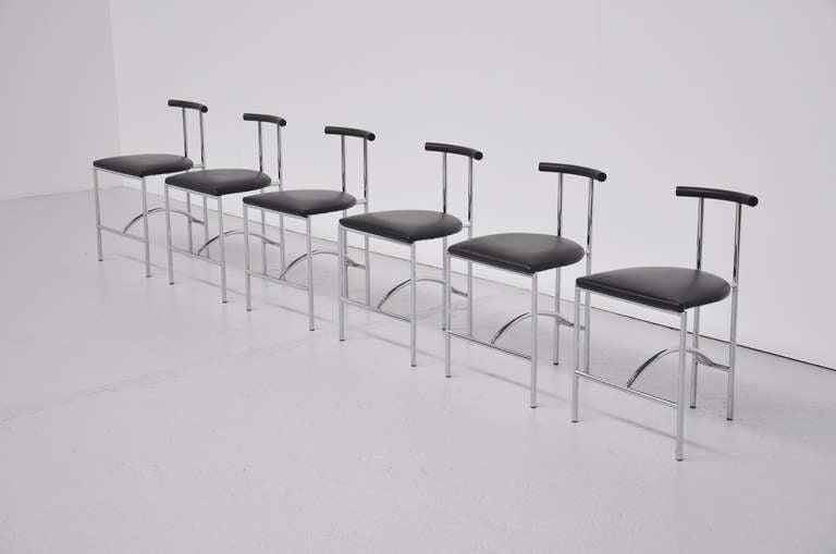 Rodney Kinsman Tokyo chairs Bieffeplast 1985 3