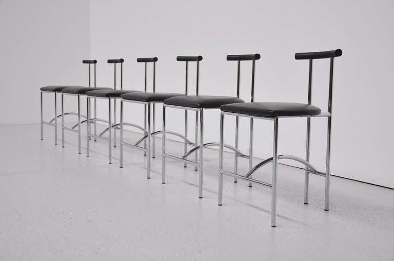 Rodney Kinsman Tokyo chairs Bieffeplast 1985 4