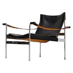Hans Könecke Tecta Lounge Chair, Germany, 1965