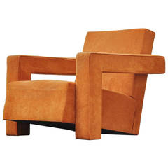 "Gerrit Thomas Rietveld ""Utrecht"" Chair for Metz & Co., 1935"