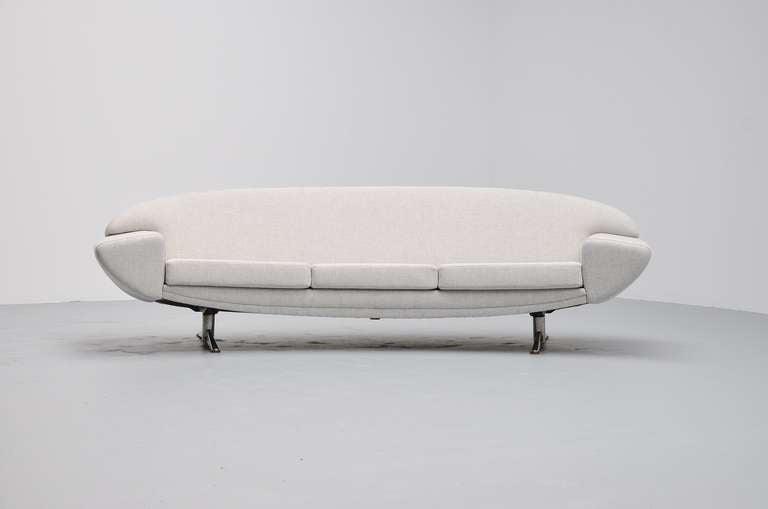 Johannes Andersen Capri sofa Trensum 1959 2
