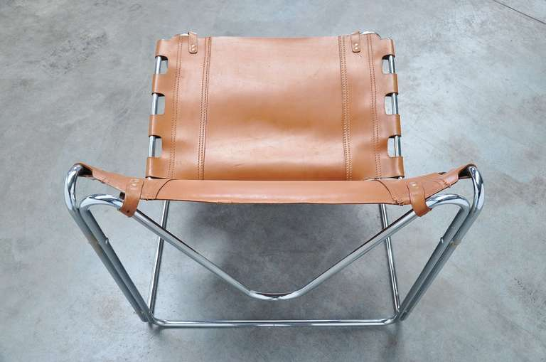 Pascal Mourgue Fabio Lounge Chair for Steiner France 1970 9