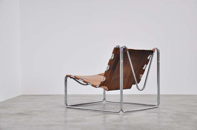 Pascal Mourgue Fabio Lounge Chair for Steiner France 1970 2