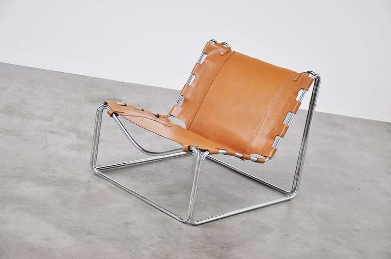 Pascal Mourgue Fabio Lounge Chair for Steiner France 1970 image 3