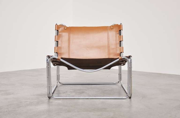 Pascal Mourgue Fabio Lounge Chair for Steiner France 1970 image 4
