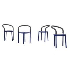 Fritz Hansen Pelikan Garden Chairs