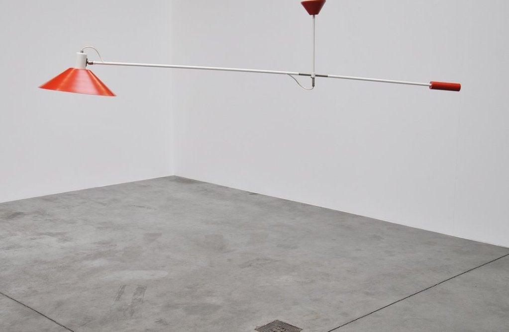 Dutch Anvia Counter Balance Lamp by JJM Hoogervorst