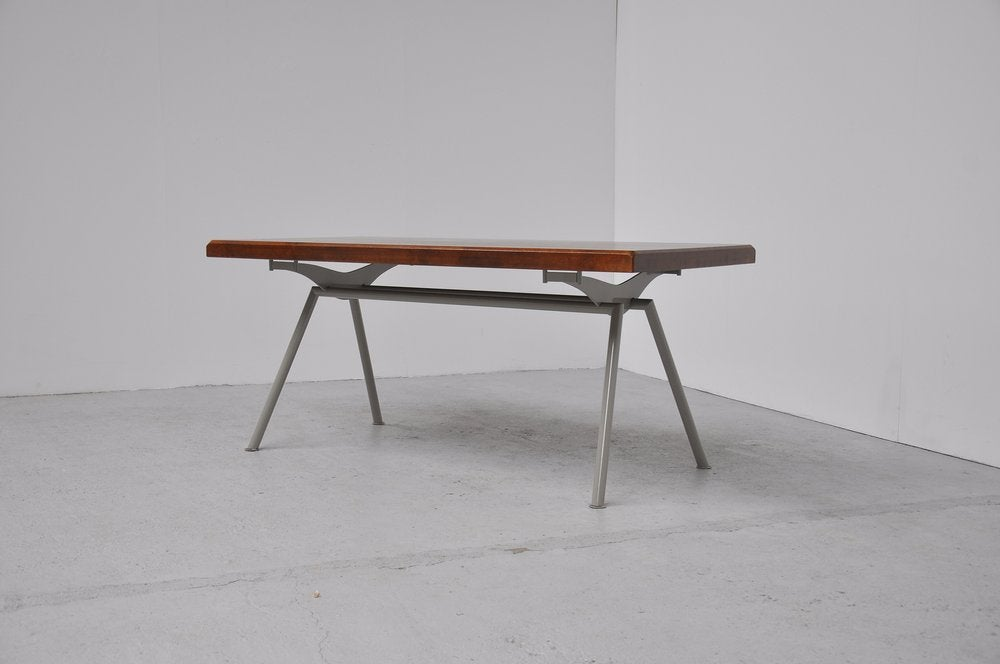 Industrial Long Dining Table at 1stdibs : 933013406599571 from www.1stdibs.com size 1000 x 664 jpeg 43kB