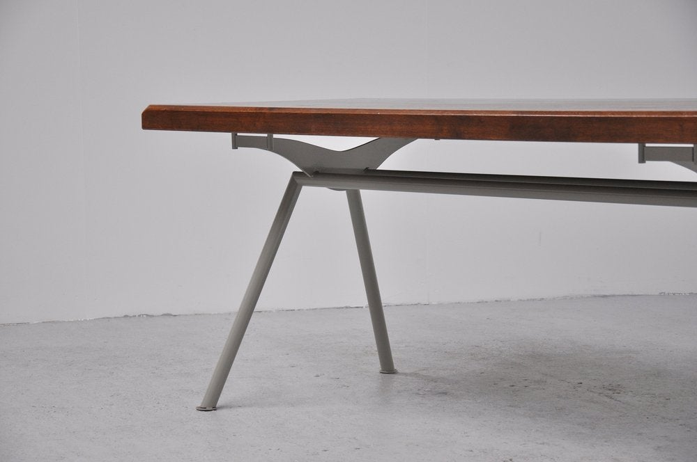Industrial Long Dining Table at 1stdibs : 933013406599572 from www.1stdibs.com size 1000 x 664 jpeg 51kB
