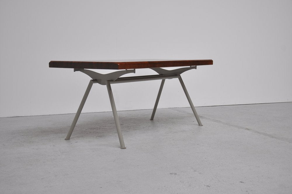 Industrial Long Dining Table at 1stdibs : 933013406599573 from www.1stdibs.com size 1000 x 664 jpeg 47kB