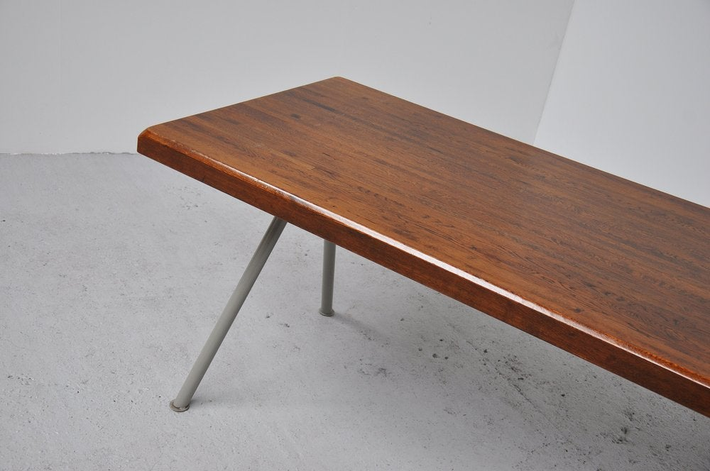 Industrial Long Dining Table at 1stdibs : 933013406599574 from www.1stdibs.com size 1000 x 664 jpeg 83kB