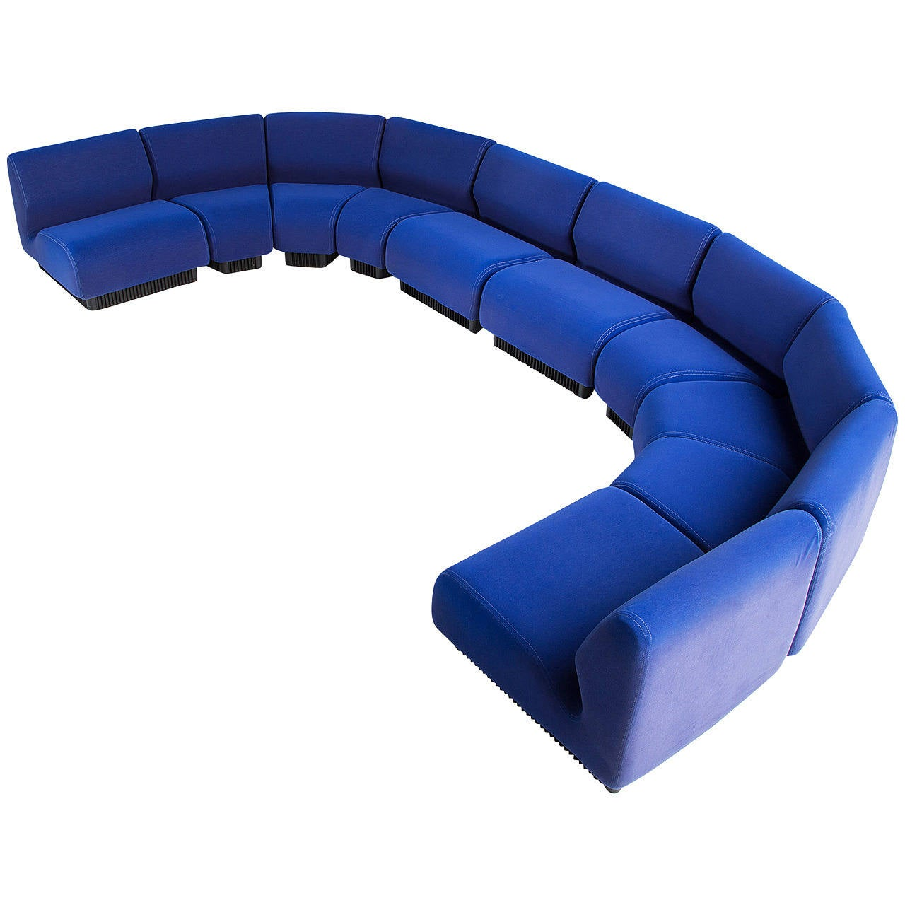 Large 10 Piece Sectional Quot Never Ending Sofa Quot By Don