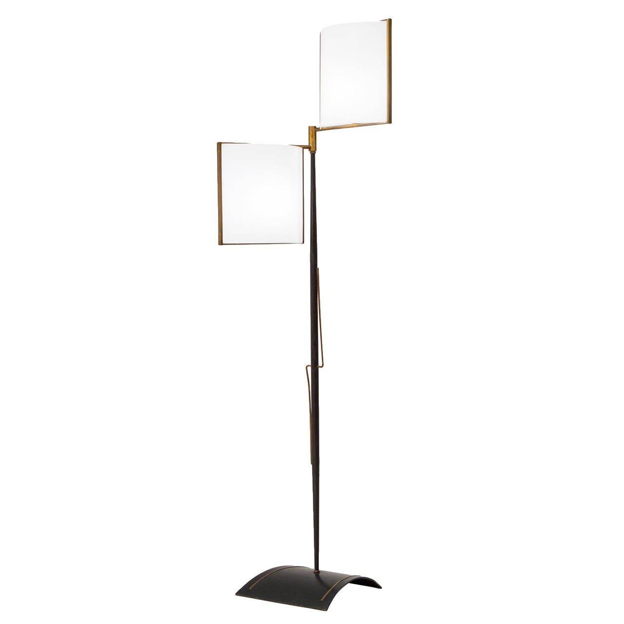 Unusual ajustable floor lamp at 1stdibs for Floor lamp quirky
