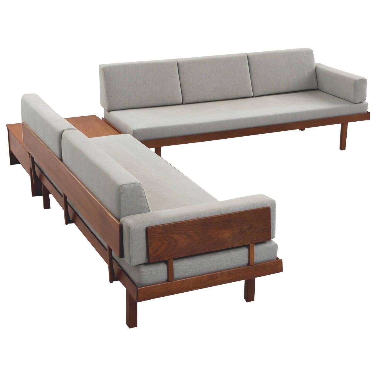 Well Designed Danish Living Room Set In Teak At 1stdibs