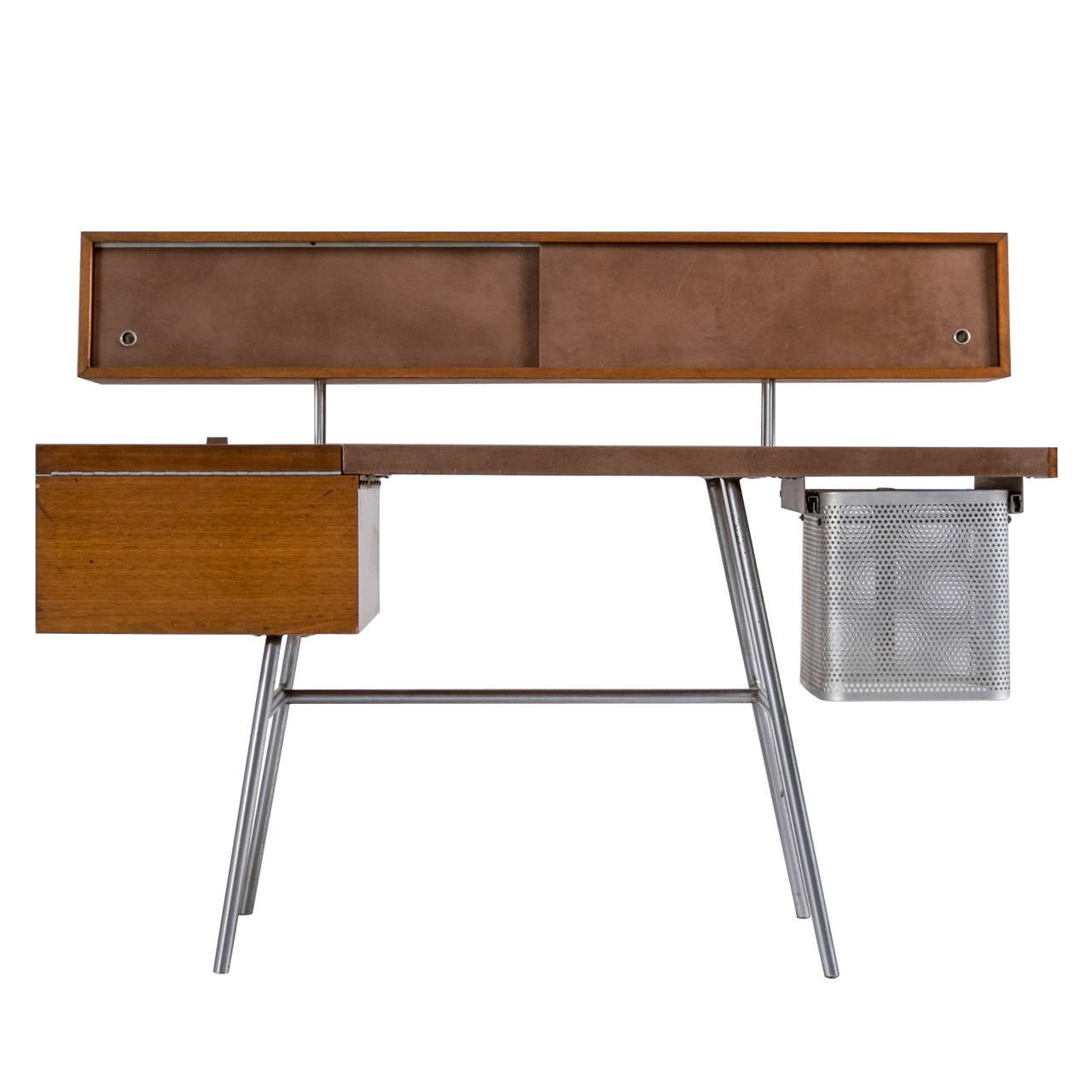 Early George Nelson For Herman Miller Home Desk 1946 For