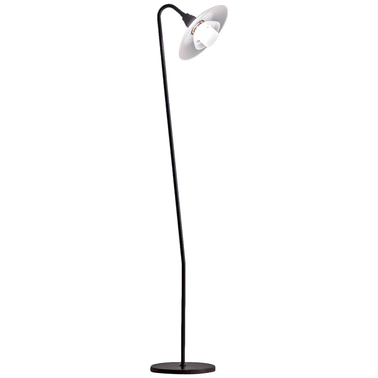 Poul Henningsen PH-7 Floor Lamp for Louis Poulsen