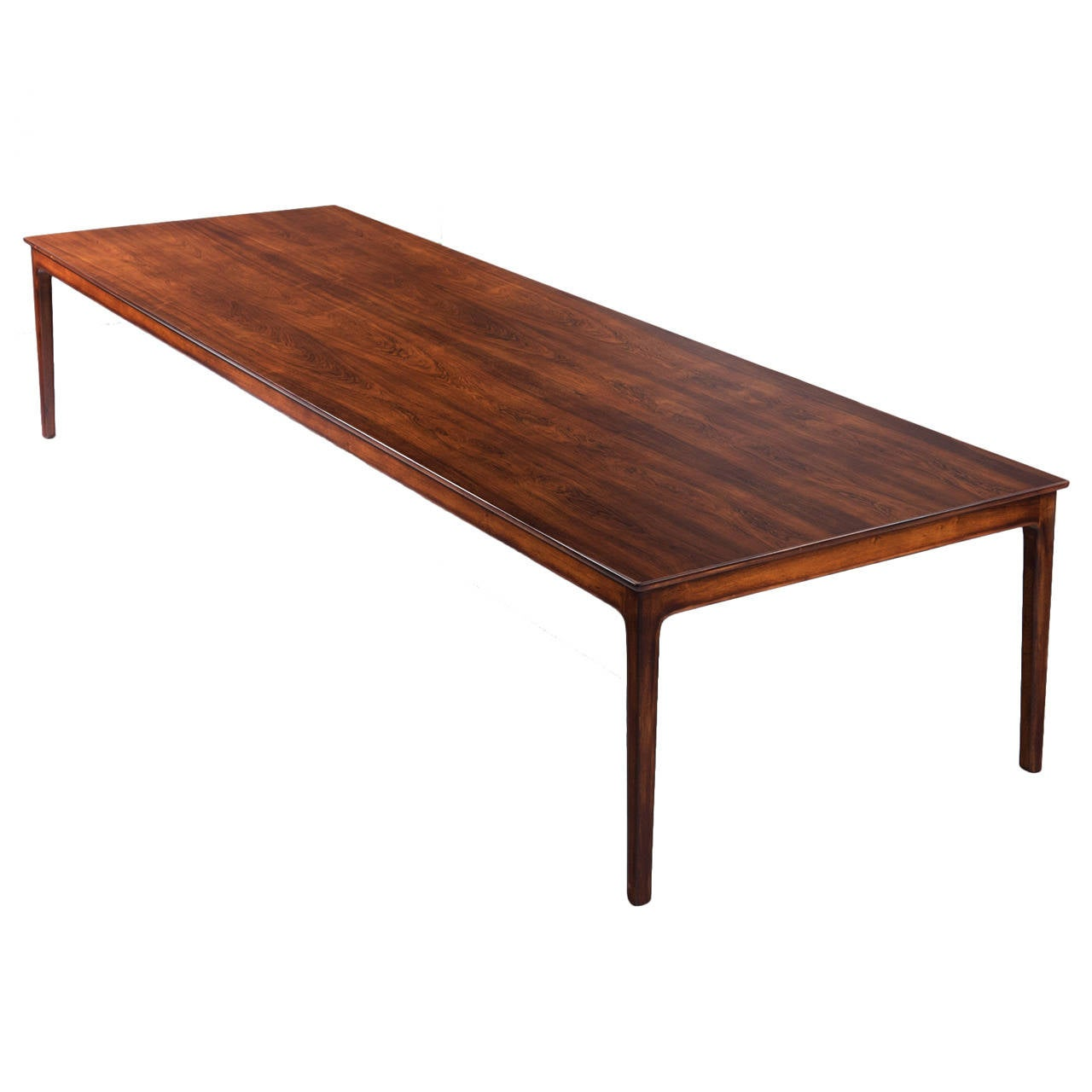 Extremely Long Rectangular Rosewood Table by Ole Wanscher  : attachment64852l from www.1stdibs.com size 1280 x 1280 jpeg 66kB