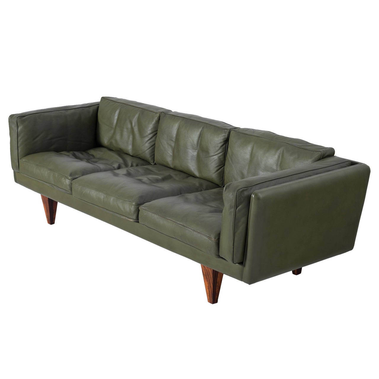 Sofa By Illum Wikkels Down Filled Cushions For Sale At 1stdibs