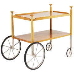 Wilhelm Renz Serving Trolley