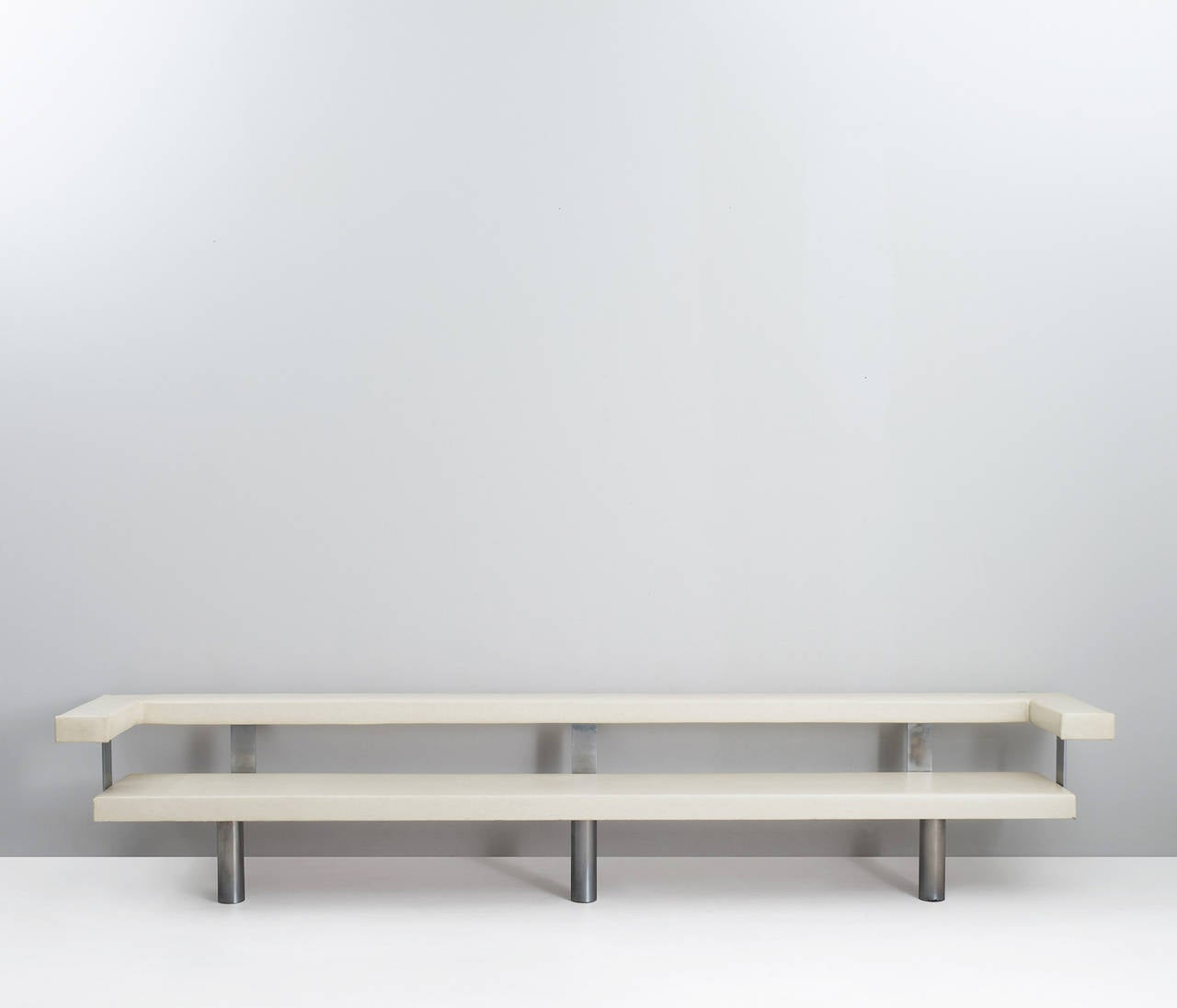 Long sofa by g w rietveld for sale at 1stdibs for Long couches for sale