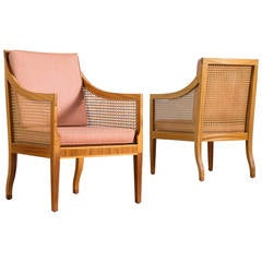 Kaare Klint Set of 'Bergere' Chairs