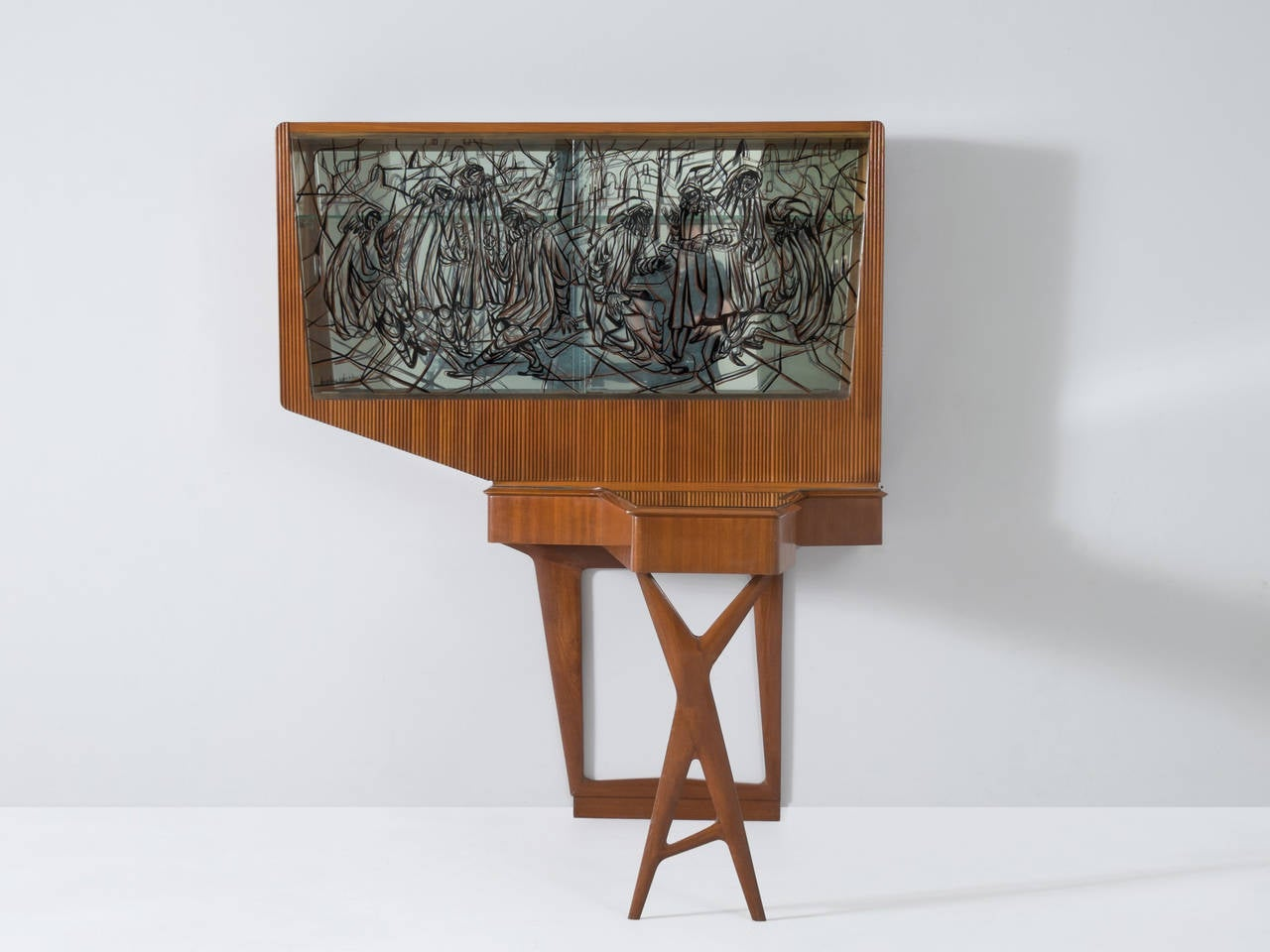 D 233 Calage Dry Bar Italy 1958 For Sale At 1stdibs
