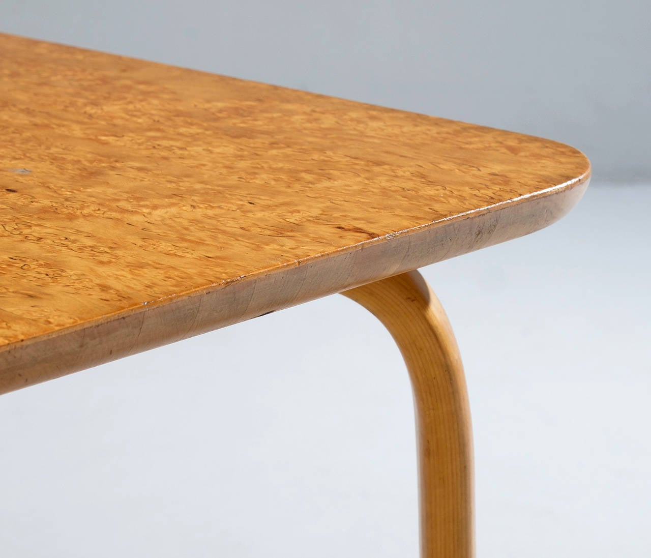 Bruno Mathsson 39 Annika 39 Coffee Table In Birch For Sale At 1stdibs