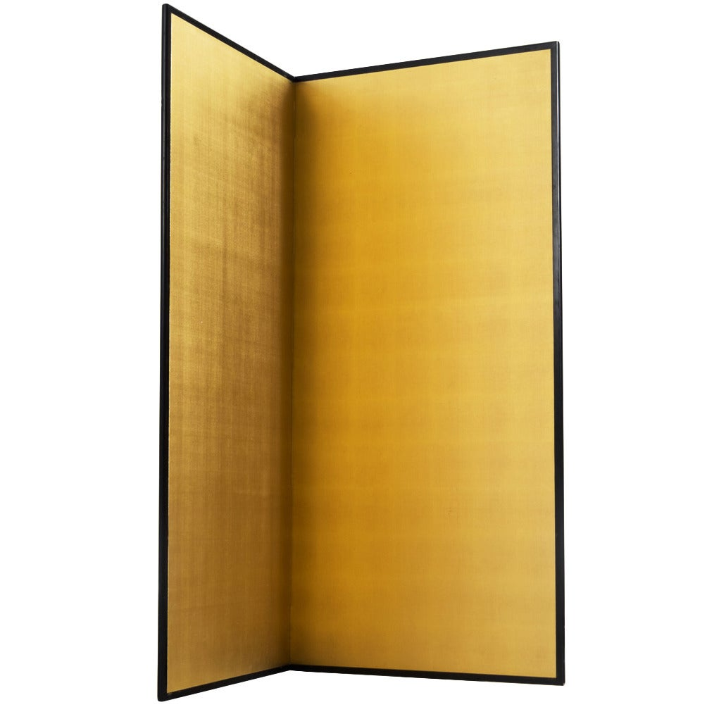 Gold Leaf Room Divider / Screen